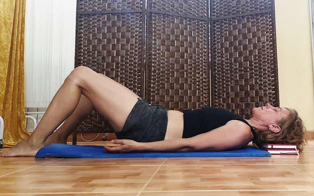 Fácil ejercicio para tu espalda